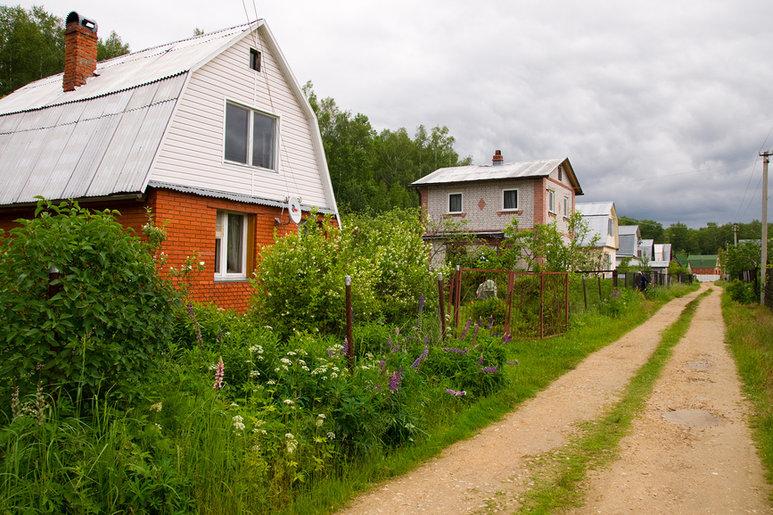 Россиян смогут лишать участков и садовых домиков