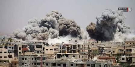 Сирийская армия отбила ярост…