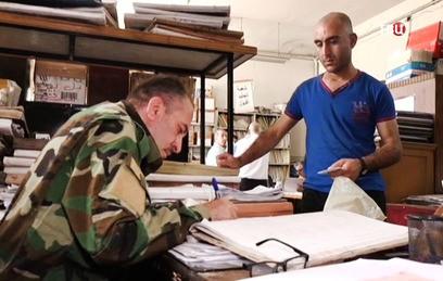 Сирийская армия пополняется бывшими студентами и школьниками