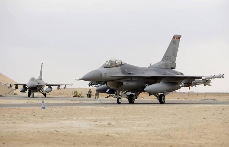 Авиаудар коалиции во главе с США привёл к гибели не менее 14 мирных сирийцев