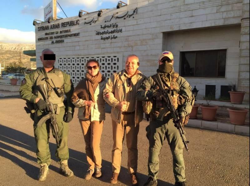 Как «Заслон» спасал российских дипломатов