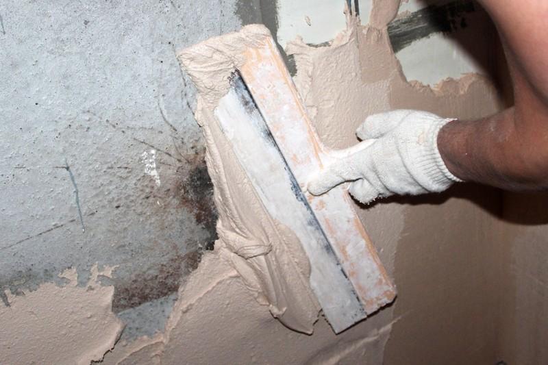 Сухие смеси в ремонте и строительстве