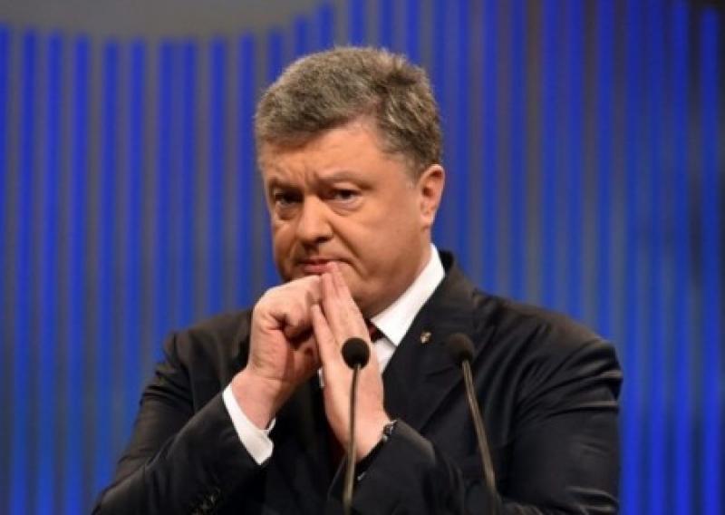 Покушение на Порошенко: чекисты пытаются убедить американцев  закрыть михо-майдан