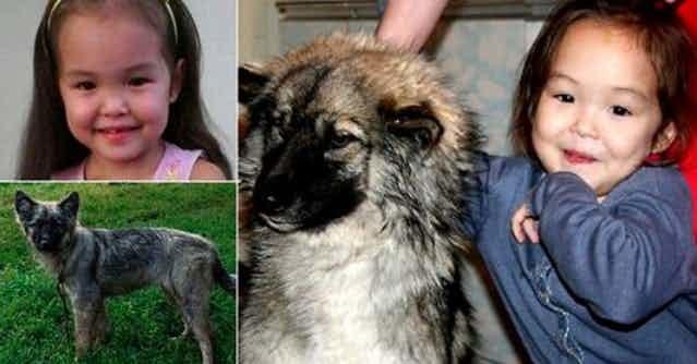 Карина Чикитова - девочка с собакой дети, наедине с природой, опасность, спасение