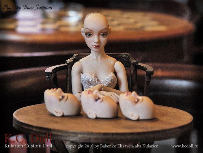 Высокое искусство куклы. История кукольного мастера, рассказанная от первого лица