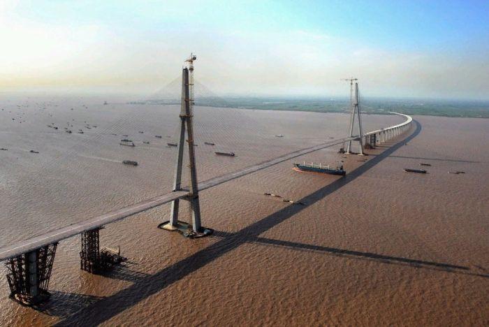 Скоростные магистрали в Китае