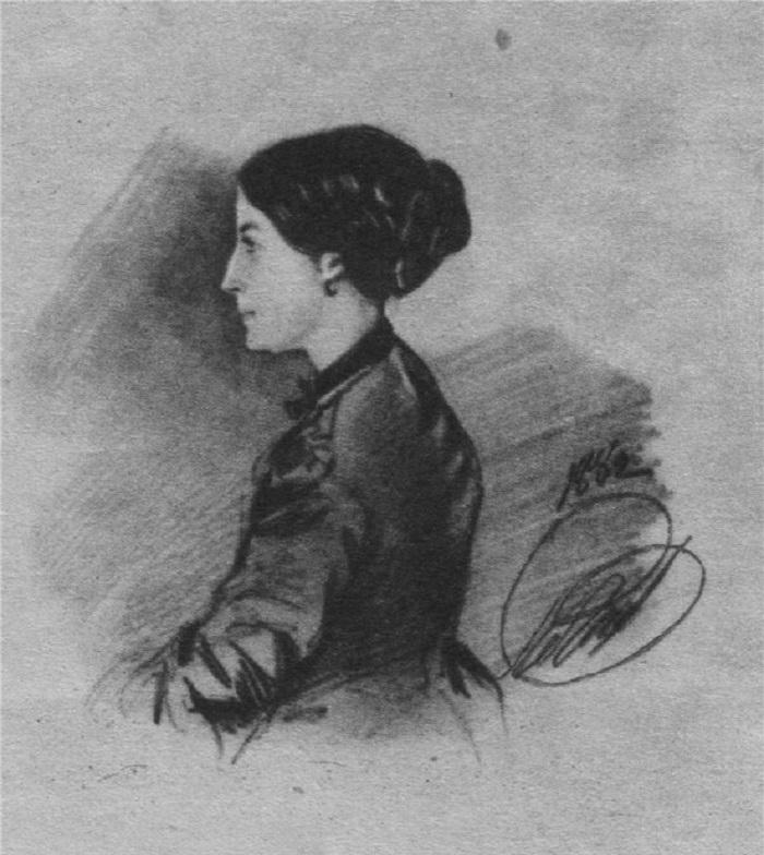Мария Гартунг — дочь Пушкина! Умерла от голода, в полном одиночестве…