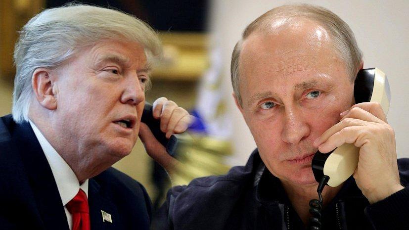 Зачем Трамп хочет переговоро…