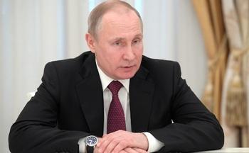 Путин о военном потенциале России: необходимо смотреть за горизонт