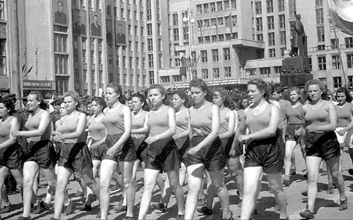 Интимная революция в Советск…