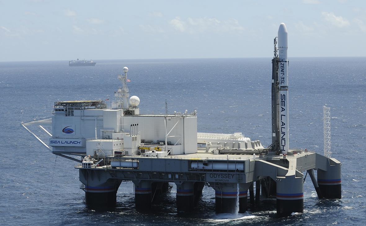 Билет в космос: зачем S7 Group возрождает «Морской старт».