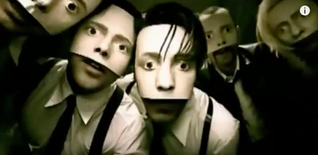 Песни 90-ых: Rammstein - Du Hast