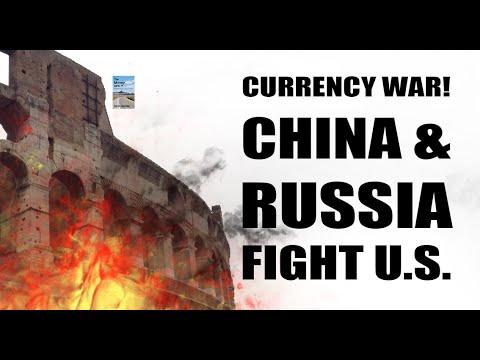 Запад в панике — Россия запускает «первый удар» против доллара США. Реализация Плана атаки «Золотого Царя»