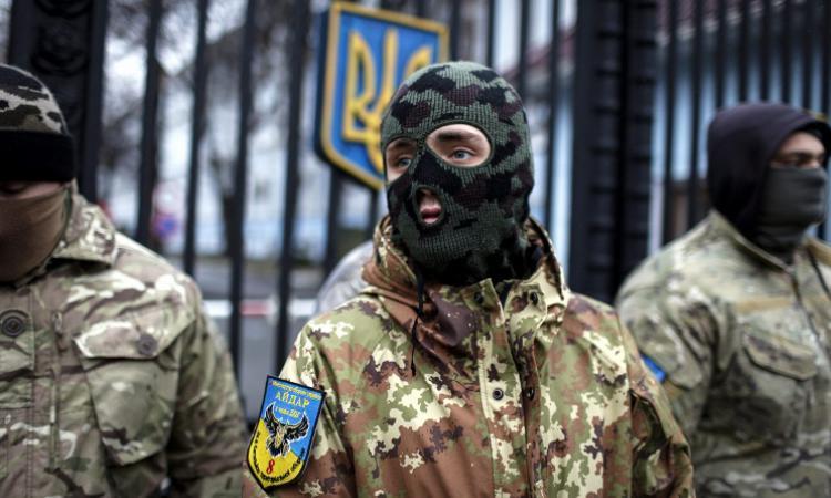 Как избежать военной службы на Украине. Лайфхак
