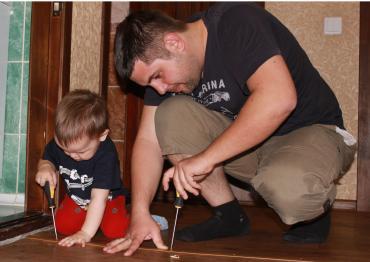 Шесть вещей, которые ребенок может получить только от отца