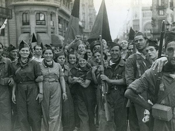 СССР и Испания: неудачная Гражданская война