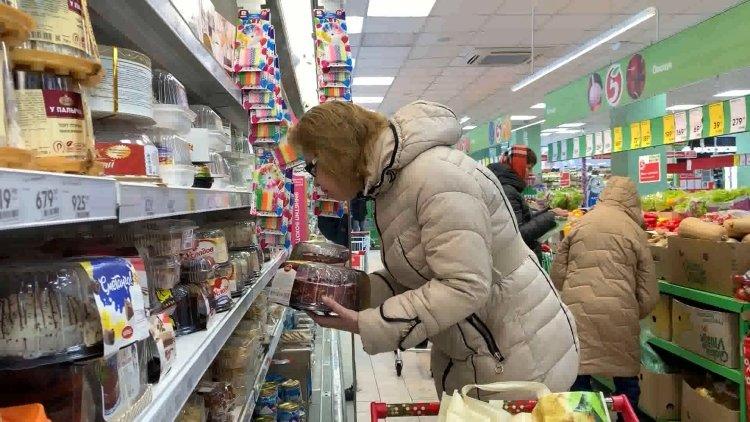 В России продукты могут изъя…