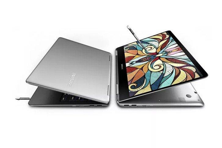 Представлен изящный ноутбук-трансформер Samsung Notebook 9 Pen