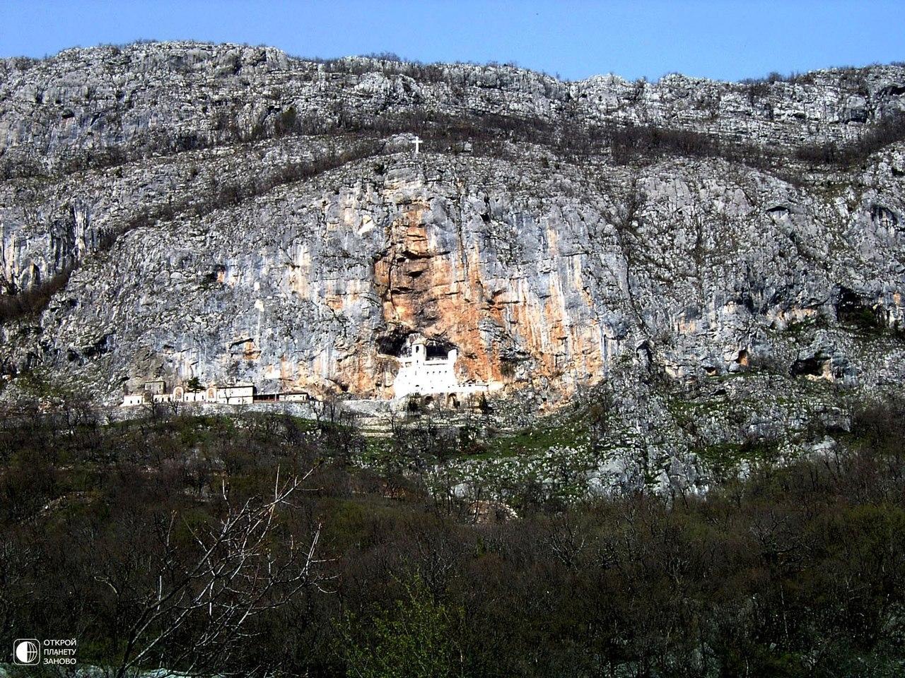 Острог (монастырь в Черногории)