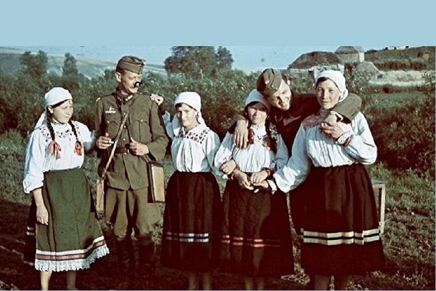 Нацистская Украина впервые была создана 20 августа 1941 года