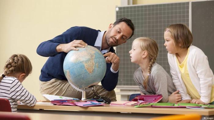 Школьный педагог – это учите…