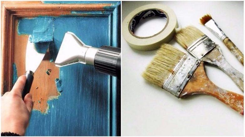 13 способов обновить старую мебель