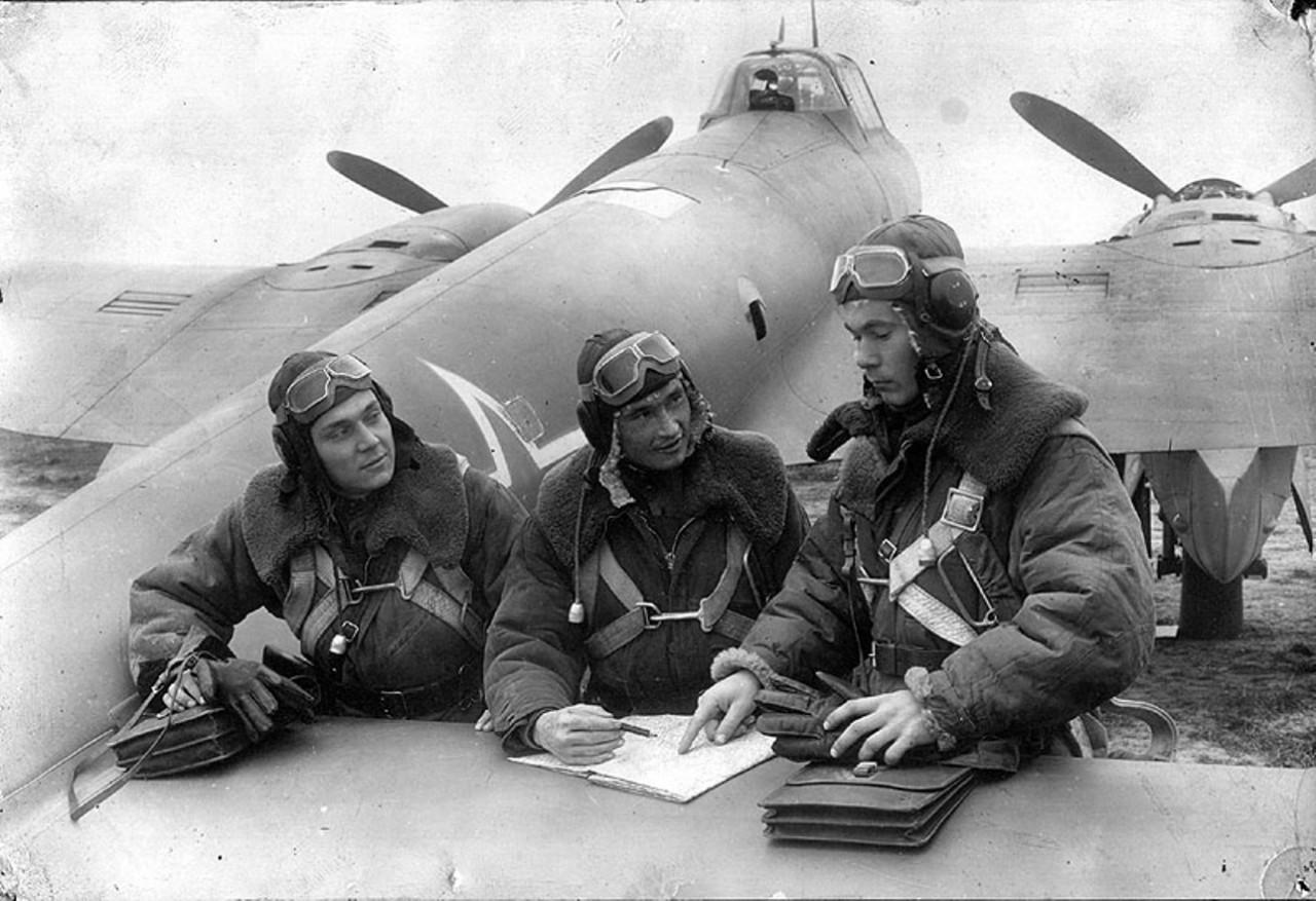 Советский десант на Аляску.