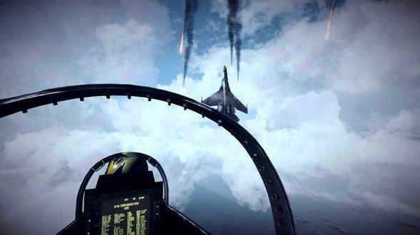 «Есть ли пределы западной пропаганде?» - иностранцы о симуляции боя F-18 и Су-35