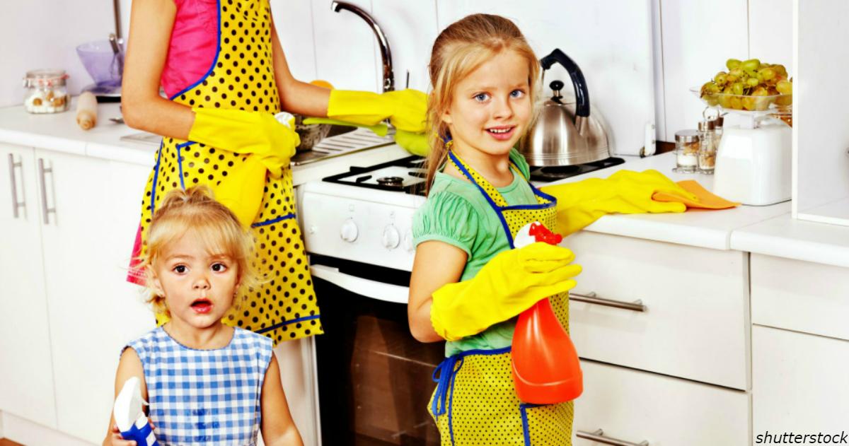 15 привычек, которые помогут вам воспитать ответственных детей