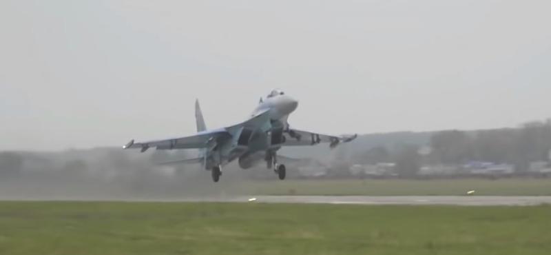 Украинский истребитель потерпел крушение в Житомирской области