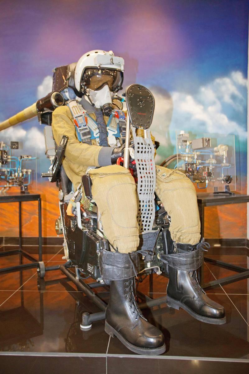 НПП «Звезда»: колыбель отечественных систем катапультирования