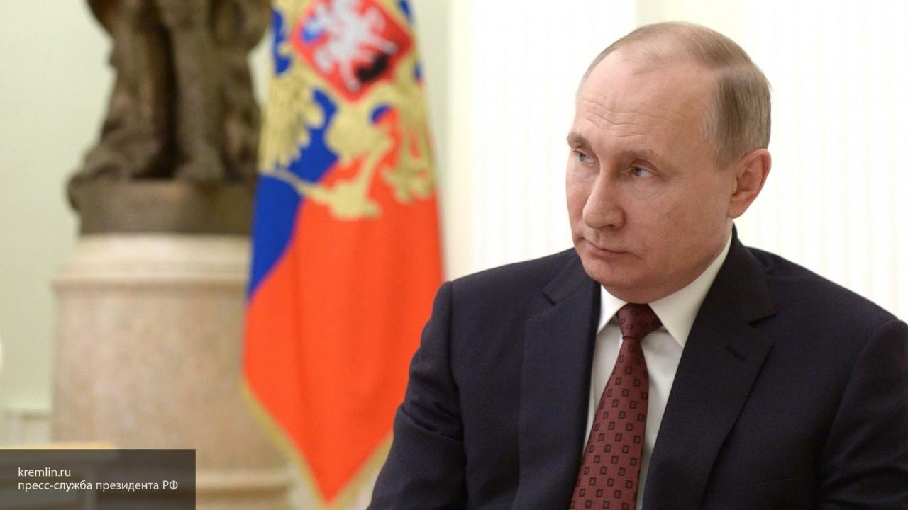 Президент Ирака поздравил Владимира Путина по случаю победы на выборах