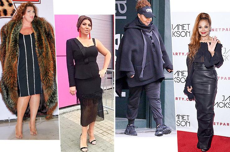 7 знаменитостей, которые смогли очень сильно похудеть