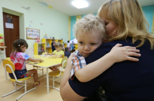 Почему воспитатели уходят из детских садов