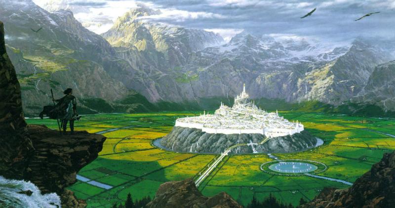 У истоков Средиземья: новая книга автора «Властелина колец» расскажет первую историю из вселенной Толкина