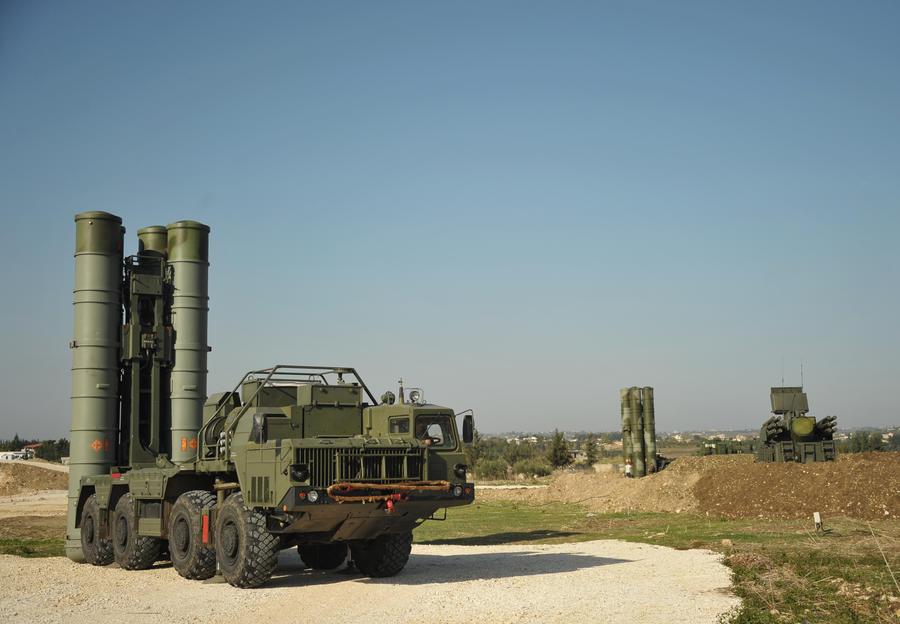 Появились данные о приведении российских С-400 в Сирии в полную боеготовность