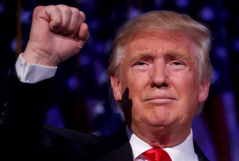 Трамп в третий раз объявил о победе США над террористами в Сирии