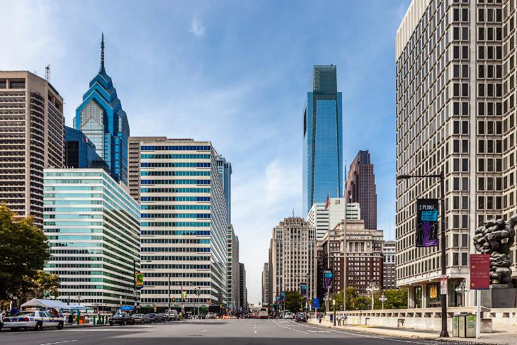 Путешествие по востоку США: Филадельфия