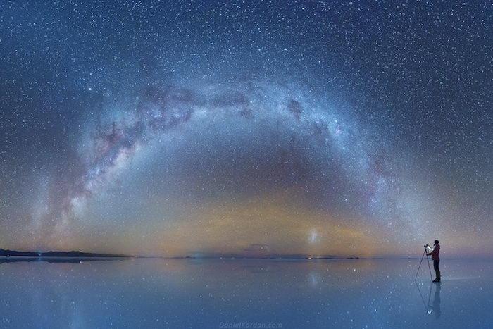 Млечный путь в фотографиях David Kordan