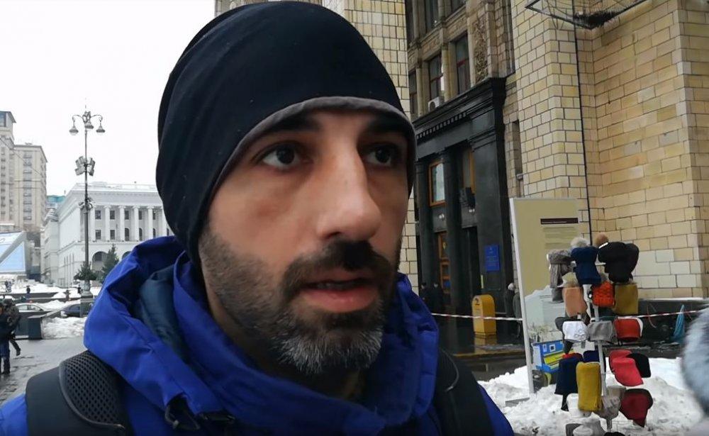 Киевляне прокомментировали запрет россиянам на въезд в Украину