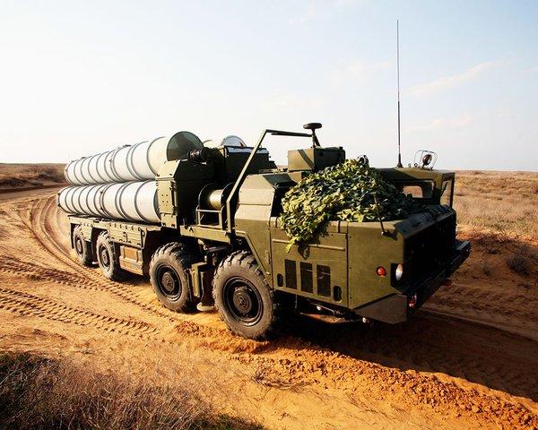 С-300 «Фаворит» летят в Сирию