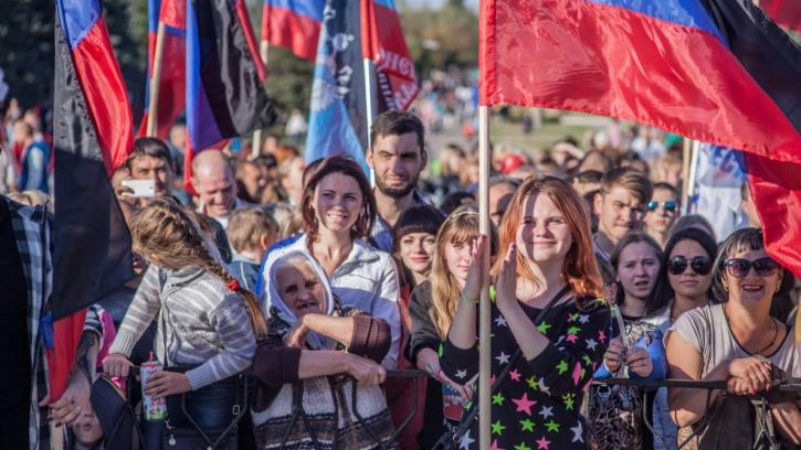 """""""Европа по сравнению с Россией - ничто"""": жители Донецка высказались о безвизе Украины с ЕС"""