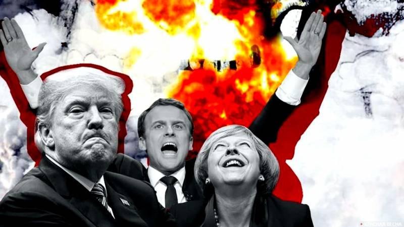 Круг замкнулся: Россия отбил…
