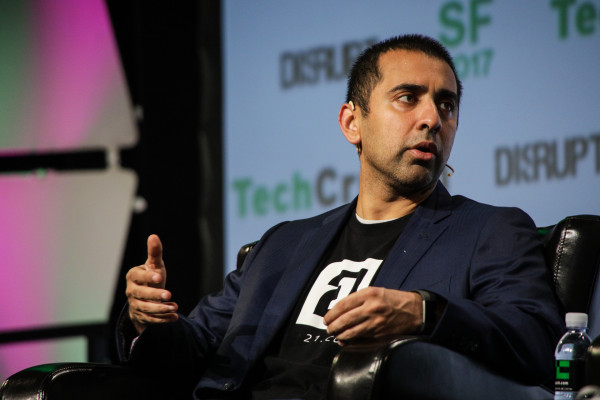 Coinbase CTO Balaji Srinivasan joins the speakers at TechCrunch's first blockchain event