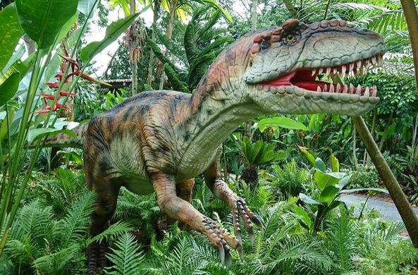 Зубы динозавров проливают свет на их пищевые привычки