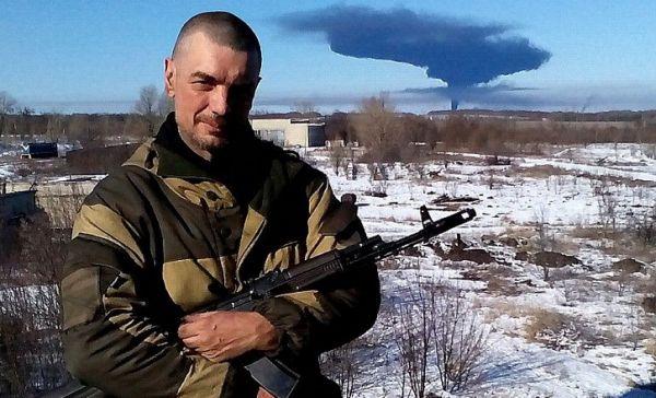 «Представляю рожу консула»: Ополченец устроил переполох в посольстве Украины