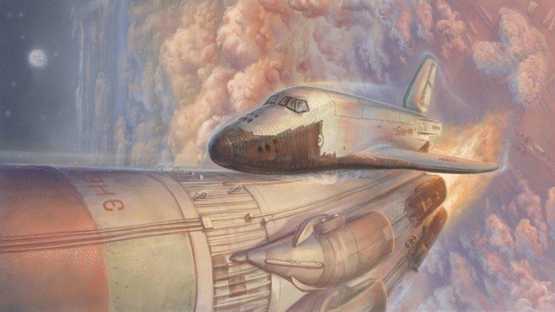 Ракетопланы для науки и сражений: советский орбитальный истребитель