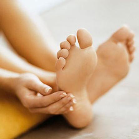 Народные средства по уходу за ногами