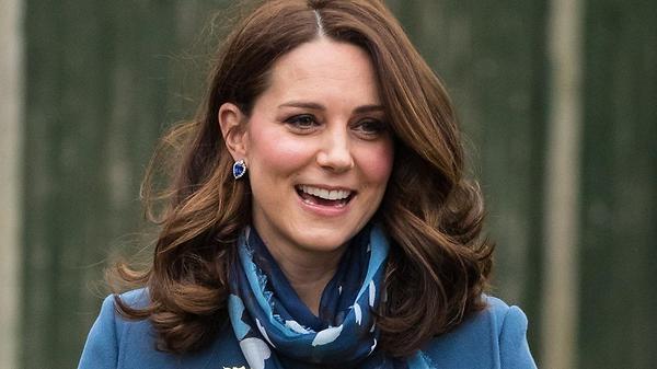 Герцогиня Кэтрин родила трет…