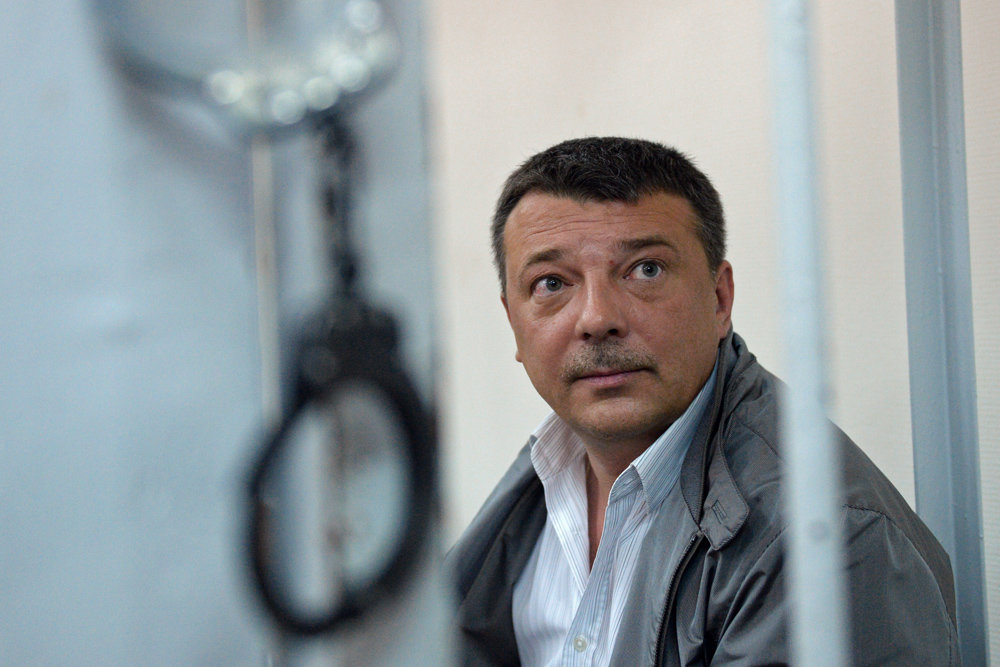 Полковника Максименко приговорили к 13 годам колонии строгого режима